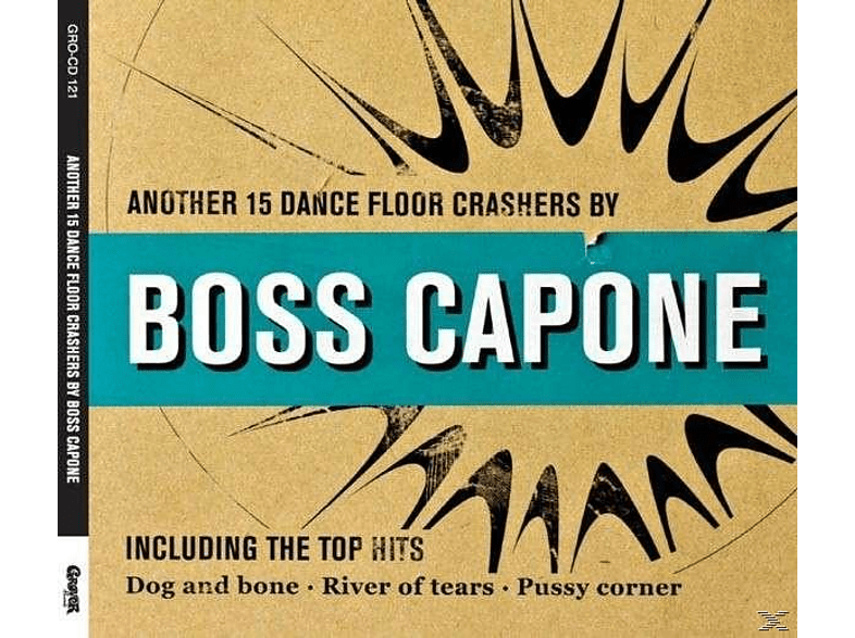 Boss Capone - Another 15 Dance Floor Crashers [CD]