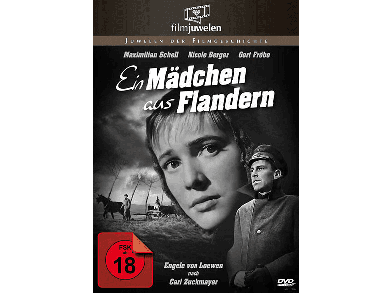 EIN MÄDCHEN AUS FLANDERN [DVD]