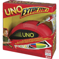 MATTEL  V9364 Uno Extreme Uno Extreme, Mehrfarbig