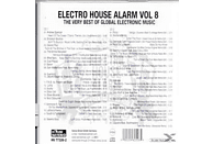 VARIOUS - Electro House Alarm Vol.8 [CD]