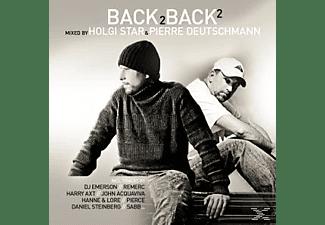 Holgi Star & Pierre Deutschmann - Back 2 Back Vol.2  - (CD)