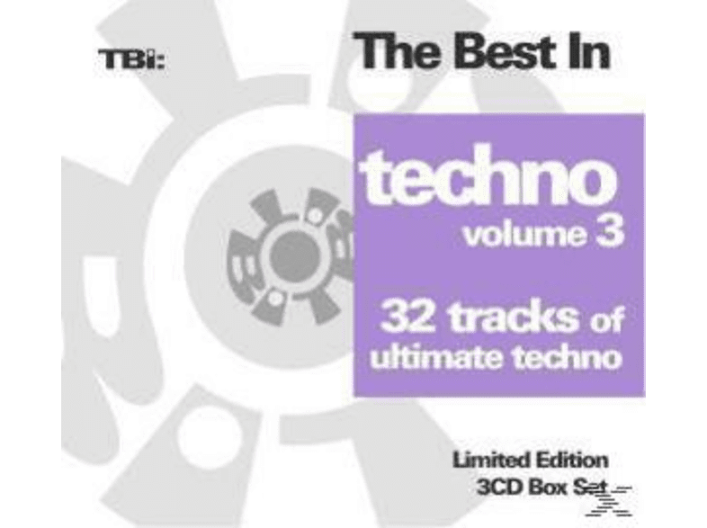 VARIOUS - The Best In Techno 3 [CD]