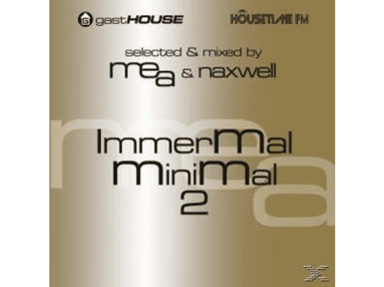 VARIOUS - Immermal Minimal Ii [CD]