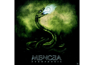 Mencea - Pyrophoric  - (CD)