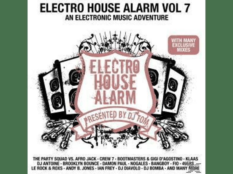 VARIOUS - Electro House Alarm Vol.7 [CD]