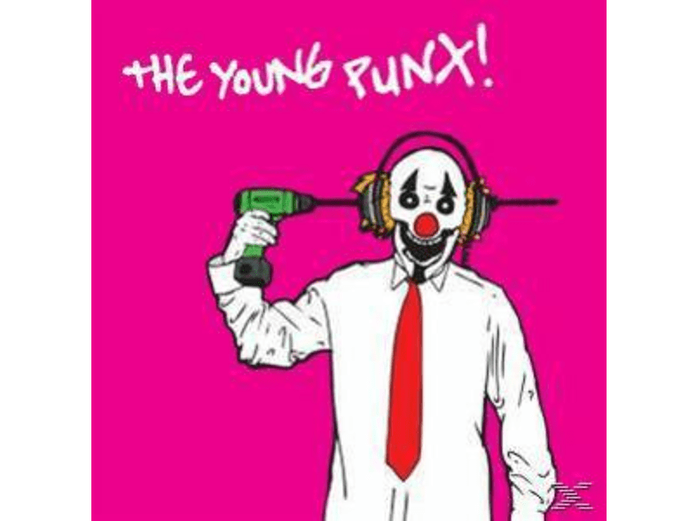 The Young Punx! - Your Music Is Killing Me [CD]