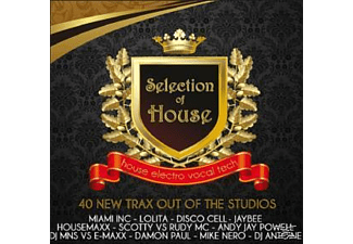 VARIOUS - Selection Of House  - (CD)