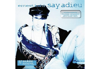 Ernest Kohl - Say Adieu  - (CD)