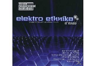 VARIOUS - Elektro Ethnika D Ibiza  - (CD)
