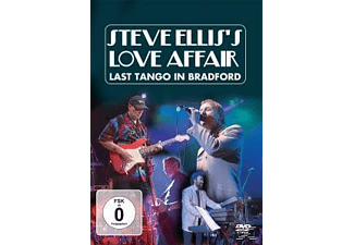 Steve Ellis S Love Affair - Last Tango In Bradford  - (DVD)