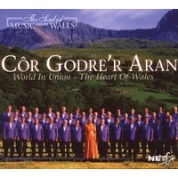 Cor Godre'r Aran - World In Union-The Heart Of Wales [CD]