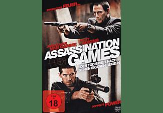Assassination Games - Der Tod spielt nach seinen eigenen Regeln DVD