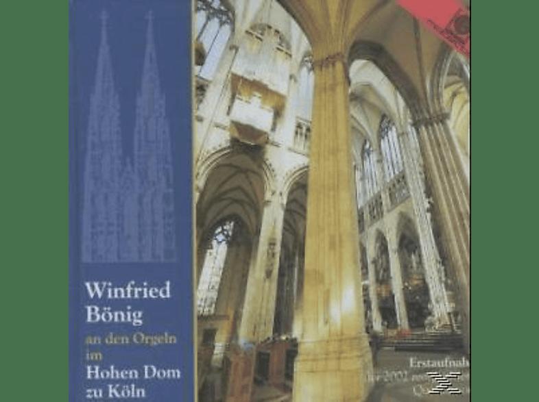Winfried Bönig - W. Bönig An Den Orgeln im Hohen Dom zu Koeln [CD]