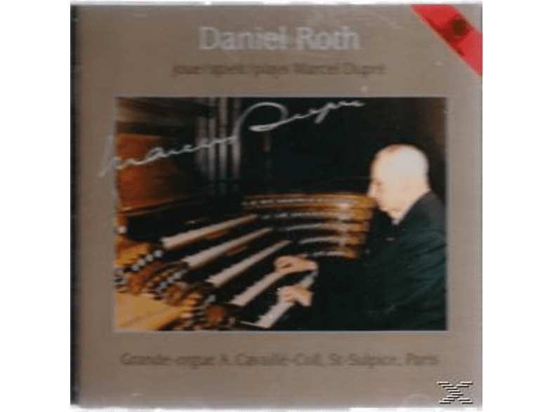 Roth Daniel - ROTH PLAYS DUPRE (GRAND-ORGUE A.CA [CD]