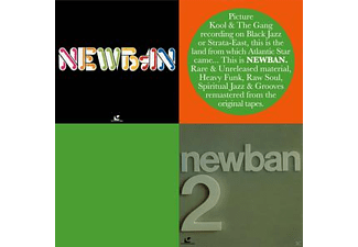 Newban - Newban And Newban 2  - (CD)
