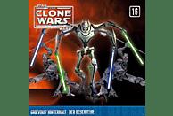 Star Wars - The Clone Wars 16: Grievous' Hinterhalt / Der Deserteur - (CD)