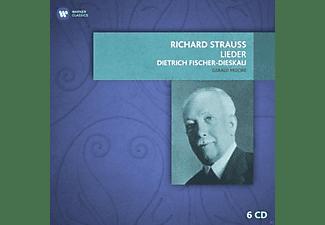 Dietrich Fischer-Dieskau, Gerald Moore - Lieder  - (CD)