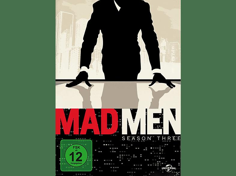 Mad Men - Staffel 3 [DVD]