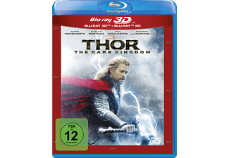 Thor - The Dark Kingdom [Blu-ray 3D]