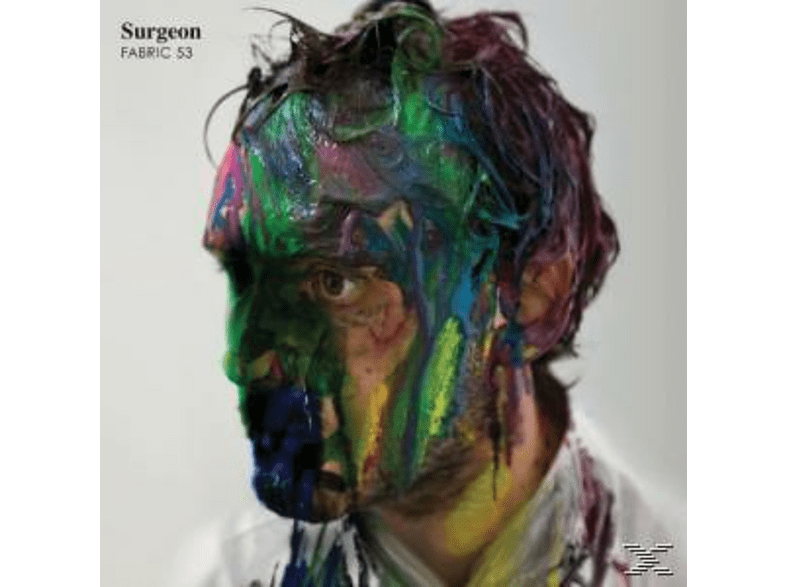 Surgeon - Fabric 53: Surgeon [CD]