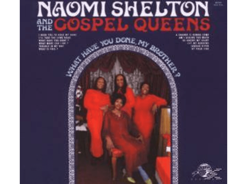 Naomi - What Have You Done,My Brother ? [CD]