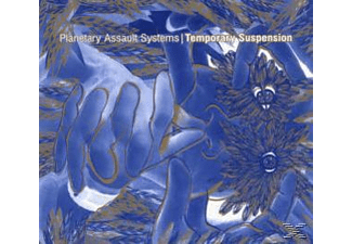 Planetary Assault Systems - Temporary Suspension - (CD)