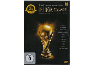 FIFA FEVER-CELEBRATING 100 YEARS OF FIFA - (DVD)
