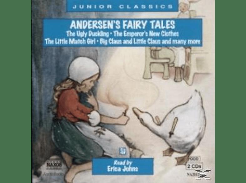 ANDERSEN S FAIRY TALES - (CD)
