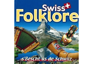 VARIOUS - Swiss Folklore  - (CD)