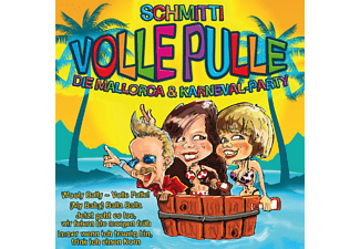 Schmitti - Volle Pulle-Die Mallorca & Karneval-Party  - (CD)