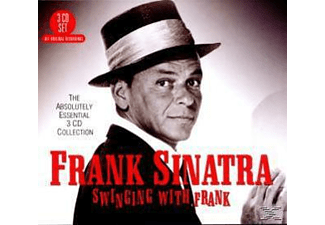 Frank Sinatra - Swinging With Frank  - (CD)