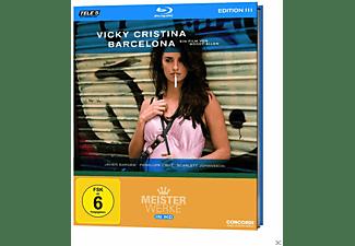 VICKY CRISTINA BARCELONA (13/OHNE S Blu-ray