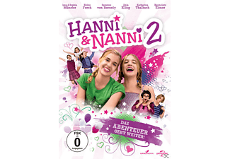 Hanni und Nanni 2 DVD