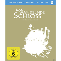 DAS WANDELNDE SCHLOSS [Blu-ray]