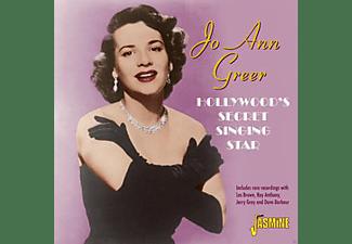 Jo Ann Greer - HOLLYWOOD S SECRET SINGING  - (CD)