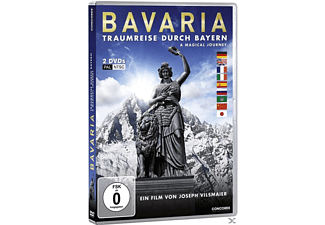 TRAUMREISEN DURCH BAYERN (NTSC/PAL VERSION BAVARIA - (DVD)