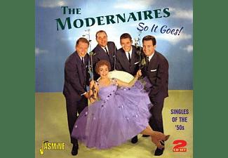 The Modernaires - SO IT GOES! -58TR-  - (CD)