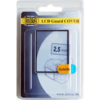 BILORA LCD Guard 2,5 Zoll 2002-25 Displayschutz, LCD 2.5 Zoll, Transparent