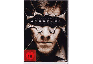 HORSEMEN DVD