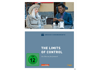 LIMITS OF CONTROL (GROSSE KINOMOMENTE 2) - (DVD)