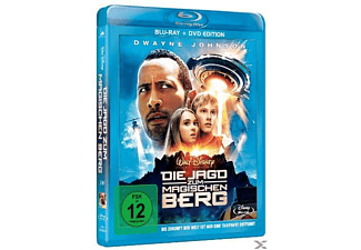 Die Jagd zum magischen Berg Blu-ray + DVD