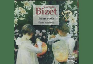 Peter Vanhove - Bizet:Klavierwerke  - (CD)
