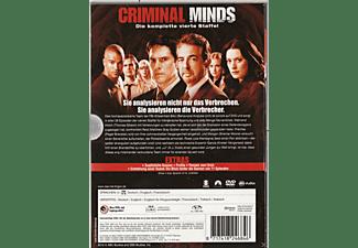 Criminal Minds - Staffel 4 DVD