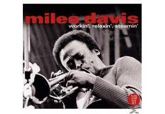 Miles Davis - Workin,Relaxin,Steamin  - (CD)