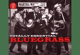 VARIOUS - Totally Essential Bluegrass  - (CD)