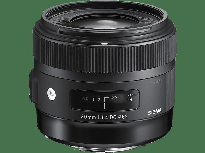 SIGMA 301962  für Sony A-Mount - 30 mm, f/1.4