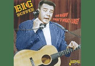 VARIOUS, Big Bopper - BIG BOPPER  - (CD)