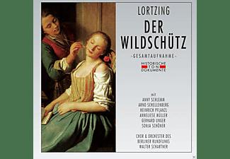 Chor Und Orchester Des Berliner Rundfunks - Der Wildschütz  - (CD)