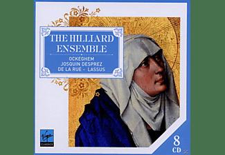 Hilliard Ensemble, Paul Hillier - The Hilliard Ensemble  - (CD)