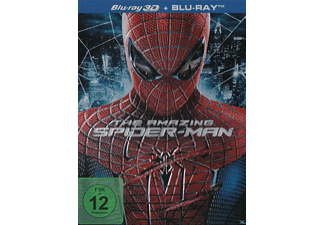 The Amazing Spider-Man (exkl. im O-Ring Schuber) 3D Blu-ray